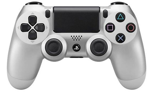 Sony PS4 DualShock Controller Silver