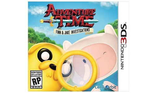 Adventure Time: Finn & Jake Investigations (Nintento 3DS)