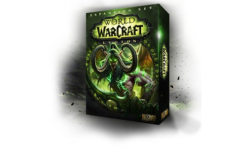 World of Warcraft: Legion, Collector's Edition (PC)