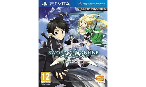 Sword Art Online: Lost Song (PlayStation Vita)