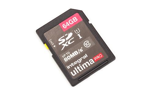Integral Ultima Pro SDXC UHS-I 64GB