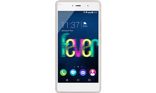 Wiko Fever White