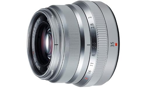 Fujifilm XF 35mm f/2.0 R WR Silver
