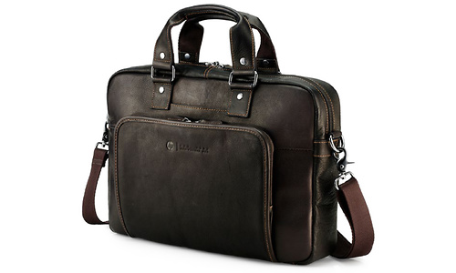 HP Elite Top Load Leather Case 14""