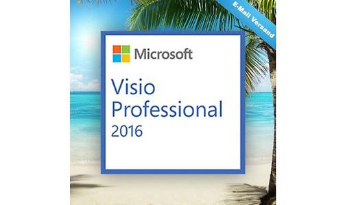 Microsoft Visio Professional 2016