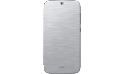 Acer Liquid Z630 Flip Cover Silver