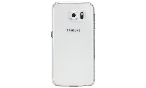 Case-Mate Barely There Case Samsung Galaxy S6 Edge Transparent