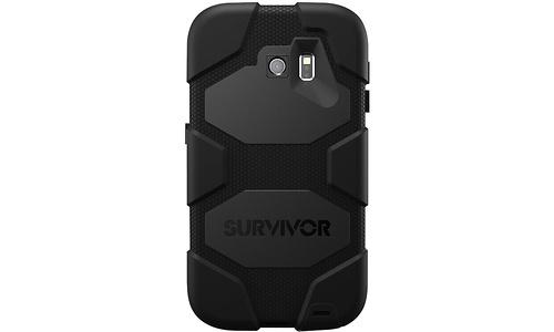 Griffin Rugged Case Survivor Galaxy S6 Black