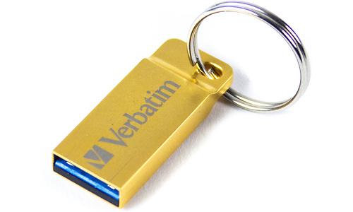 Verbatim Metal Executive 16GB Gold