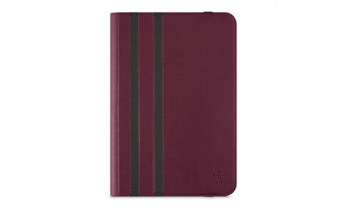 Belkin Twin Stripe Folio iPad Mini Maroon