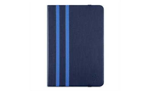 """Belkin Twin Stripe Folio iPad 10"""" Blue"""