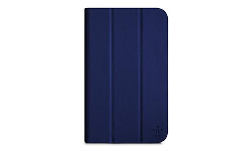 Belkin Tri Fold Folio Case for 8 Galaxy Tab 3/4/Pro/S/Note Navy Blue