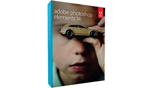 Adobe Photoshop Elements 14 Upgrade (EN)