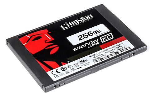 Kingston KC400 256GB