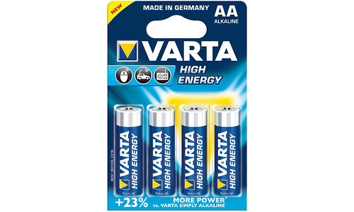 Varta High Energy AA