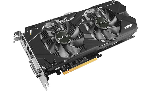 KFA2 GeForce GTX 970 EX OC Sniper 4GB