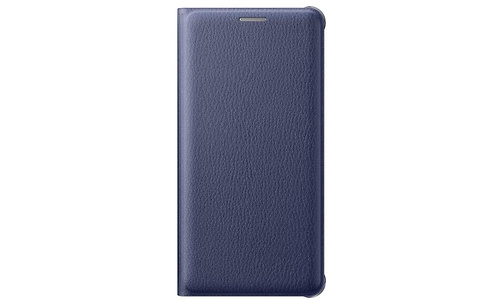 Samsung A5 2016 Flip Wallet Black