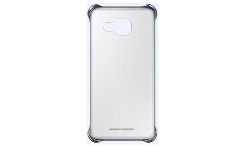 Samsung A3 Clear Cover Black