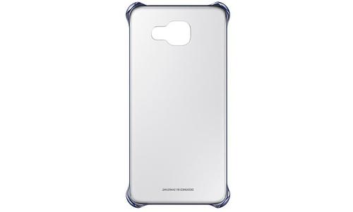 Samsung A5 Clear Cover Black