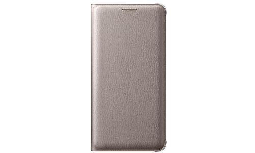 Samsung Galaxy A5 2016 Wallet Gold