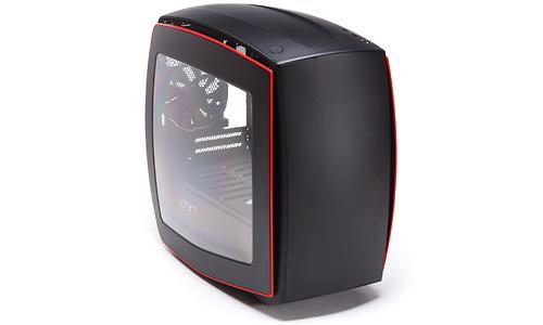NZXT Manta Window Black + Red