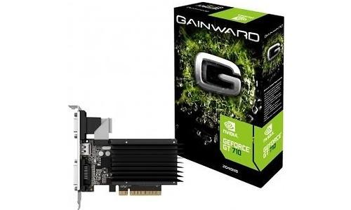 Gainward GeForce GT 710 SilentFX Passive 2GB