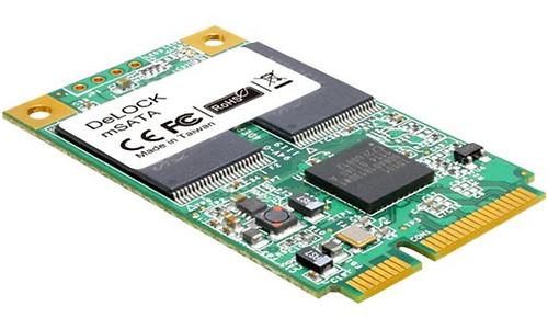 Delock Mini PCIe mSata 256GB