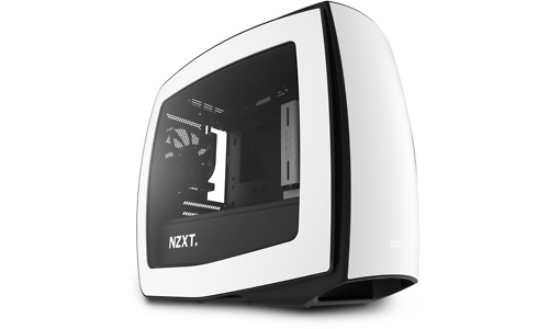 NZXT Manta Window White
