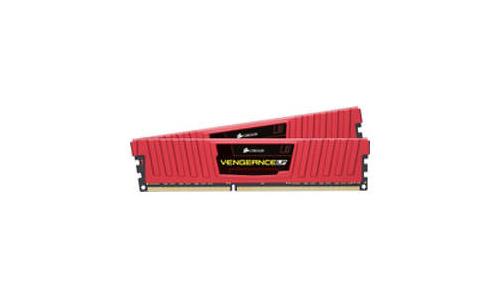 Corsair Vengeance LPX Red 32GB DDR4-3200 CL16 kit