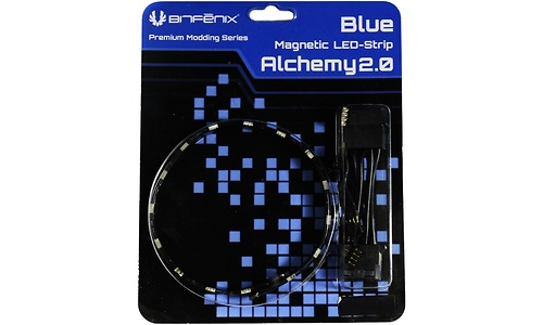 Bitfenix Alchemy 2.0 Magnetic 30cm/15Led Blue