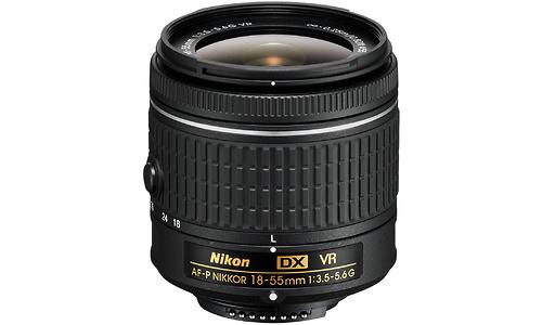 Nikon AF-P DX 18-55 mm f/3.5-5.6G VR
