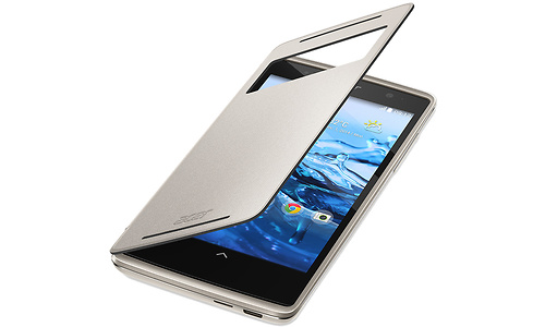 Acer Liquid Z500 View-Cover (Silver)