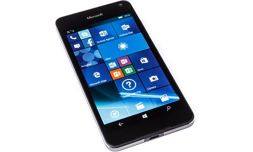 Microsoft Lumia 650 Black