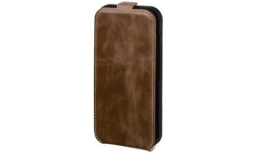 Hama Flapcase Prime iPhone 6 Brown