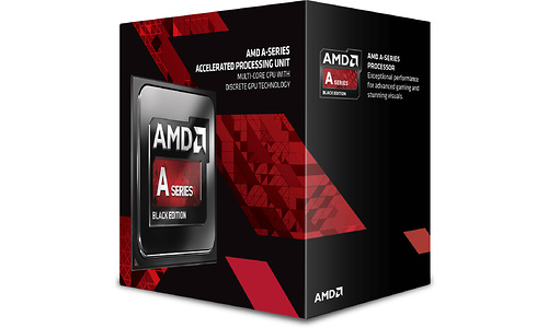 AMD A8-7670K Boxed Wraith