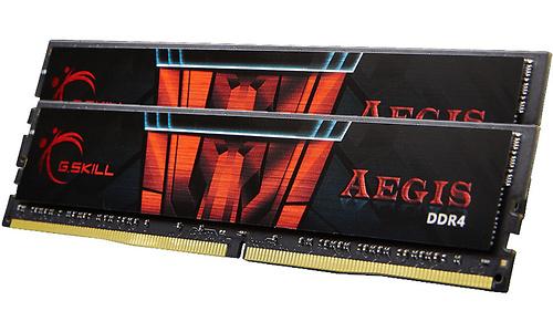 G.Skill Aegis 8GB DDR4-2400 CL15 kit