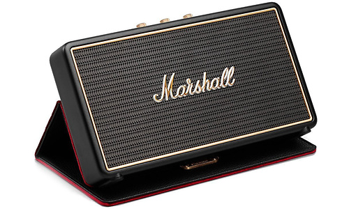 Marshall Stockwell Black + Cover