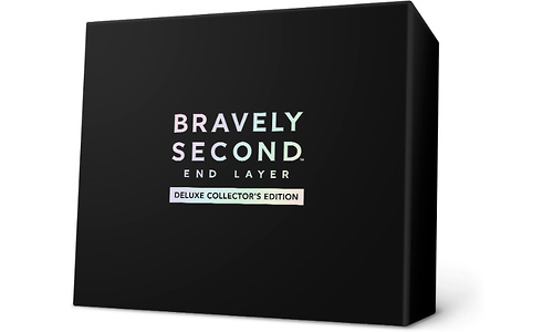 Bravely Second: End Layer, Collector's Edition (Nintendo 3DS)