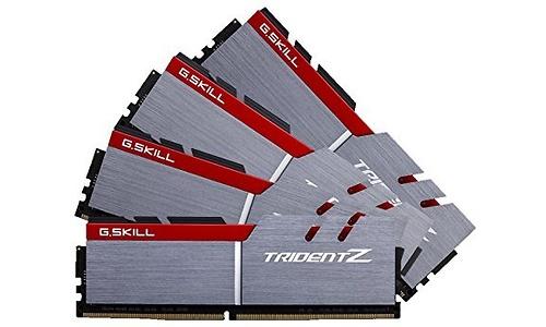 G.Skill Trident Z 32GB DDR4-3200 CL14 quad kit