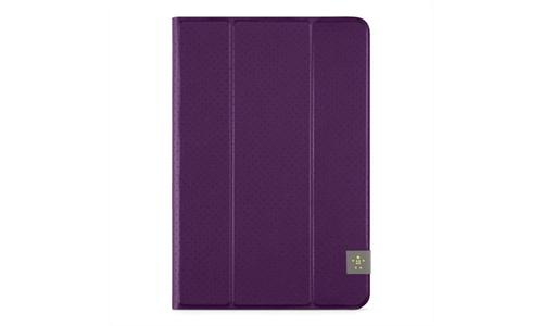 Belkin Tri Fold Cover Case iPad Mini 4 Purple