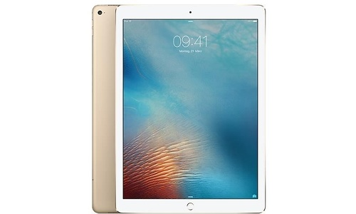 "Apple iPad Pro 12.9"" WiFi 256GB Gold"