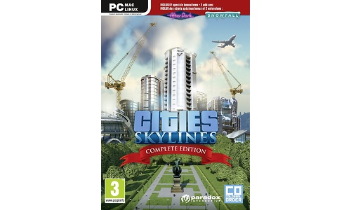 Cities: Skylines, Complete Edition (PC)