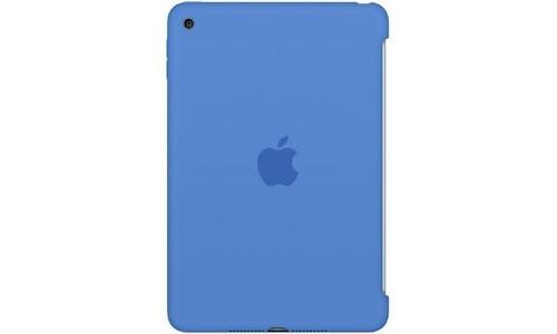 Apple iPad Mini 4 Silic Case Royal Blue