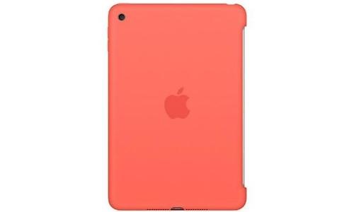 Apple iPad Mini 4 Silicone Case Apricot