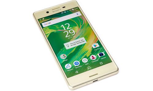 Sony Xperia X Gold