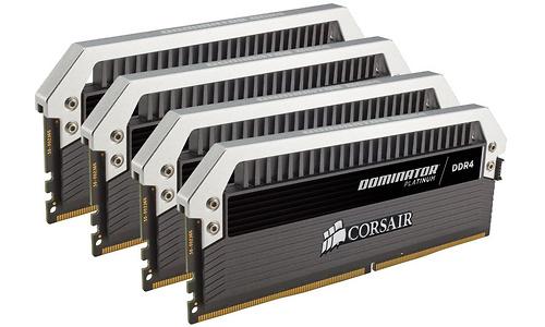Corsair Dominator Platinum 32GB DDR4-3000 CL15 quad kit