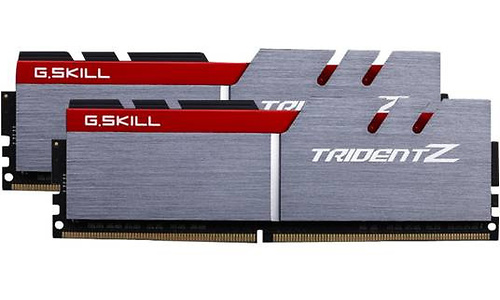 G.Skill Trident Z Silver/Red 16GB DDR4-3466 CL16 kit
