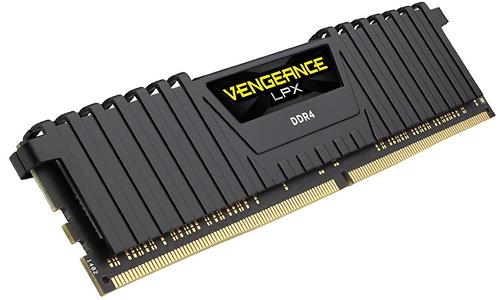 Corsair Vengeance LPX Black 16GB DDR4-3333 CL16 kit + Fan