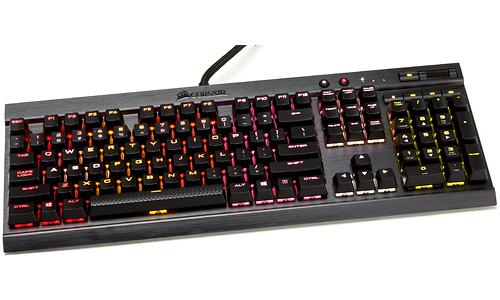 Corsair K70 RGB Rapidfire Cherry MX Speed