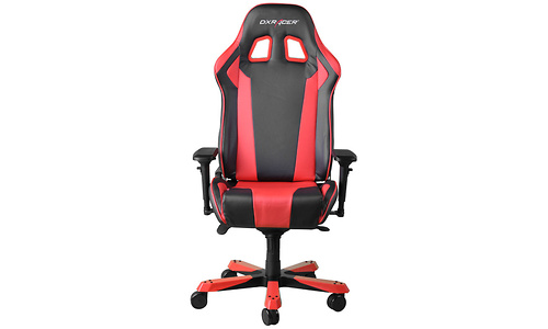 DXRacer King Series Gaming Chair Black/Red
